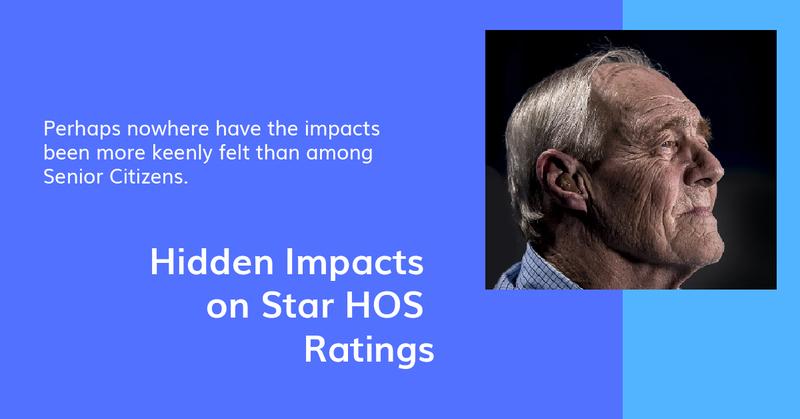 Hidden Impacts on Stars HOS Ratings